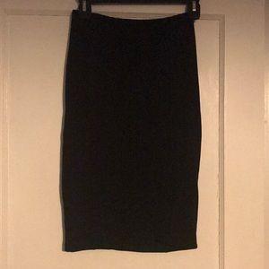Dresses & Skirts - Black skirt made in Europe!